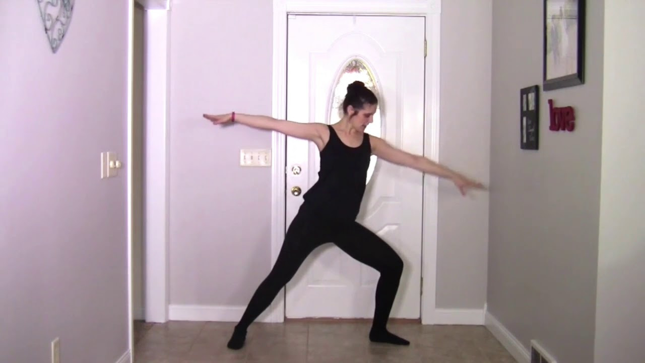 Standing Fat Burning Workout  Standing Full Body Stretch 7 minute fat burning home