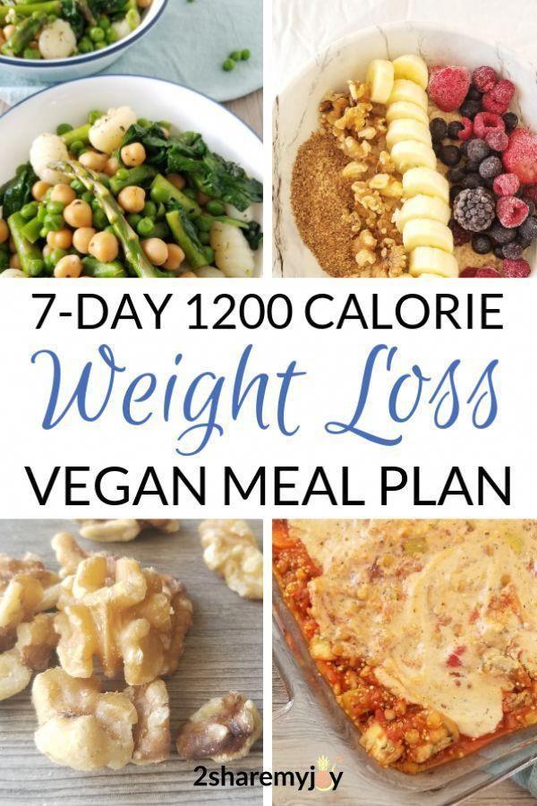 Strict Vegan Diet Plan  Pin on Diet Advice