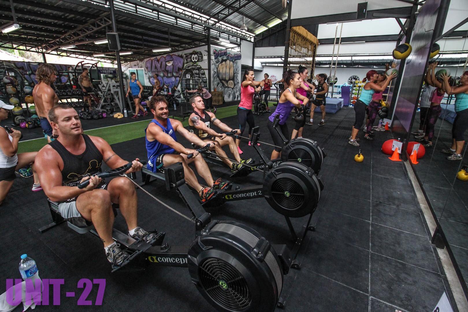 Thai Weight Loss Exercise  Weight Loss Training Phuket Thailand · Unit 27