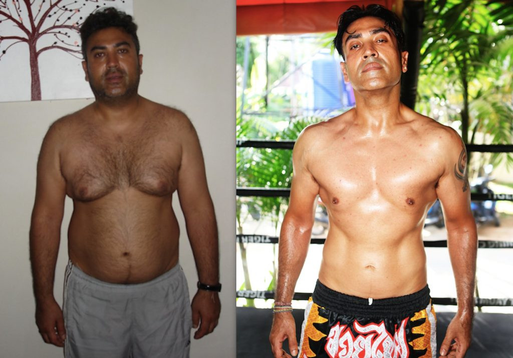 Thai Weight Loss Exercise  An efficient method with Muay Thai and weight loss in
