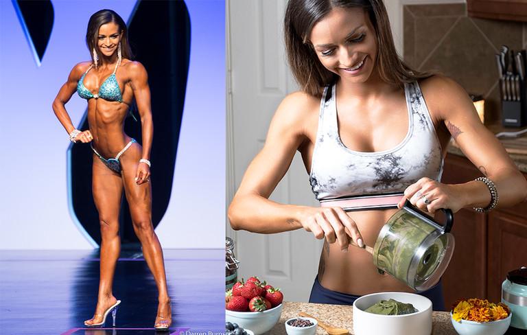 Vegan Bodybuilding Diet Women  What A Vegan Bodybuilder Eats Every Day