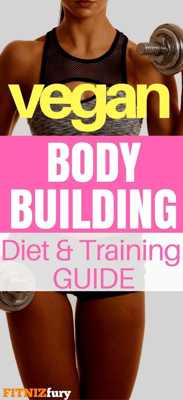 Vegan Bodybuilding Diet Women  The Best Bodybuilding tips for Vegan and Plant based Diets