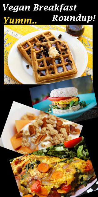 Vegan Breakfast Ideas Plant Based  Vegan Breakfast Recipes Roundup Plant Based Recipes