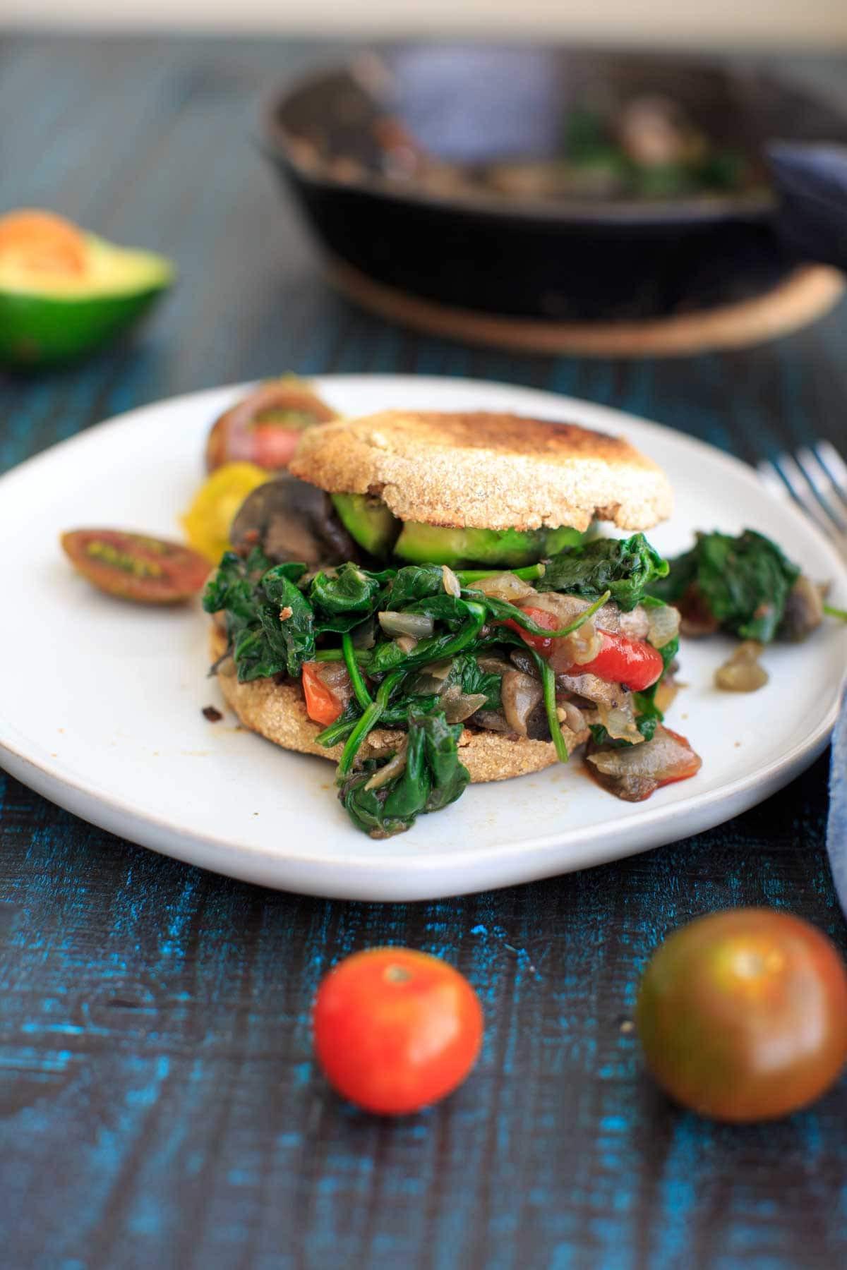 Vegan Breakfast  Healthy Vegan Breakfast Ideas Fit Foo Finds