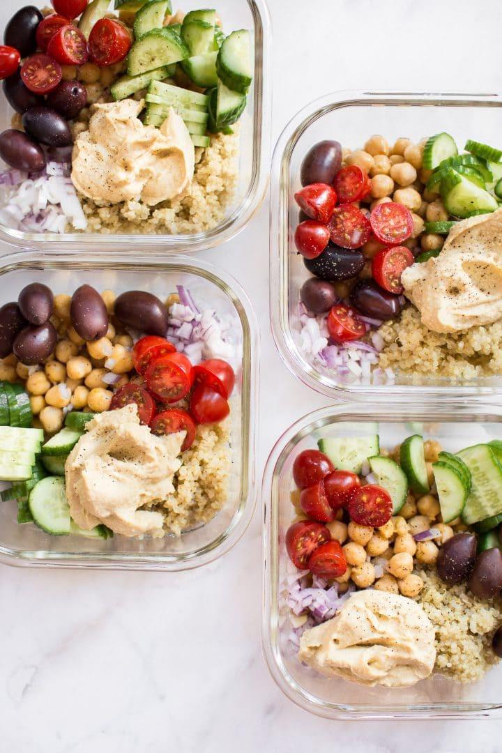 Vegan Breakfast Meal Prep For The Week  30 Delicious Vegan Meal Prep Recipes Breakfast Lunch