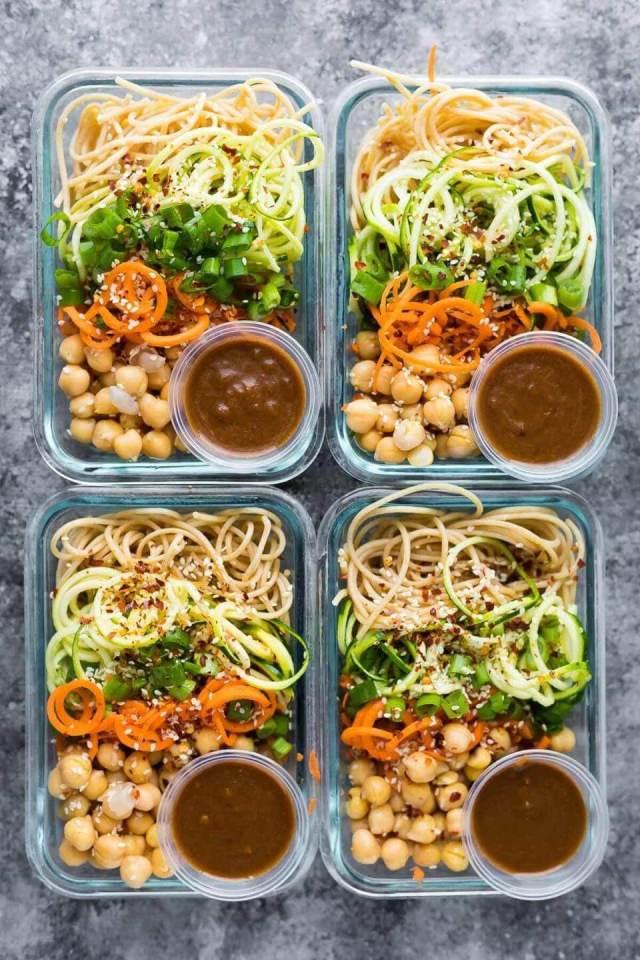 Vegan Breakfast Meal Prep For The Week  21 Vegan Meal Prep Ideas for a Healthy Week Sharp Aspirant