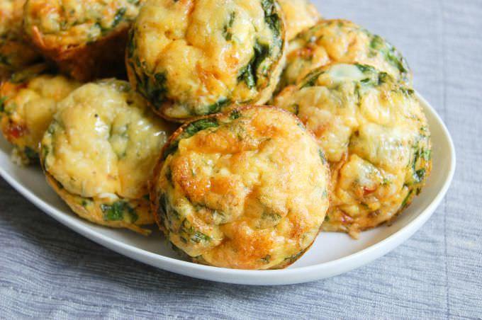 Vegan Breakfast Muffins  Ve arian Breakfast Egg Muffins A Cedar Spoon