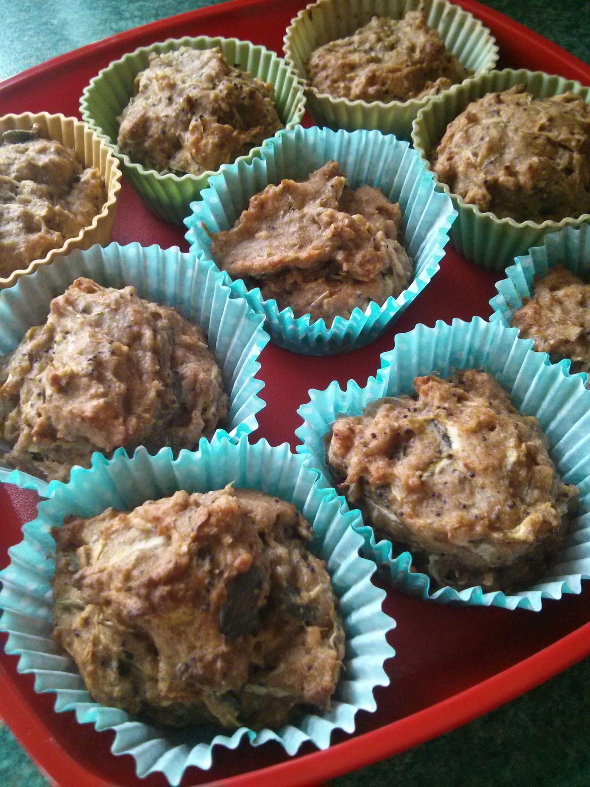Vegan Breakfast Muffins  Vegan Cour te Breakfast Muffins BigOven