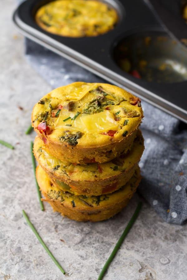 Vegan Breakfast Muffins  49 Savory Vegan Breakfast Recipes to Start Your Day Right