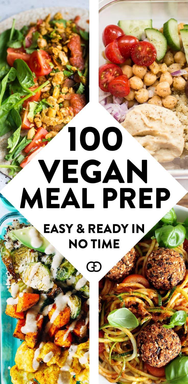 Vegan Breakfast Prep  100 Vegan Meal Prep Ideas That Everyone Will Love