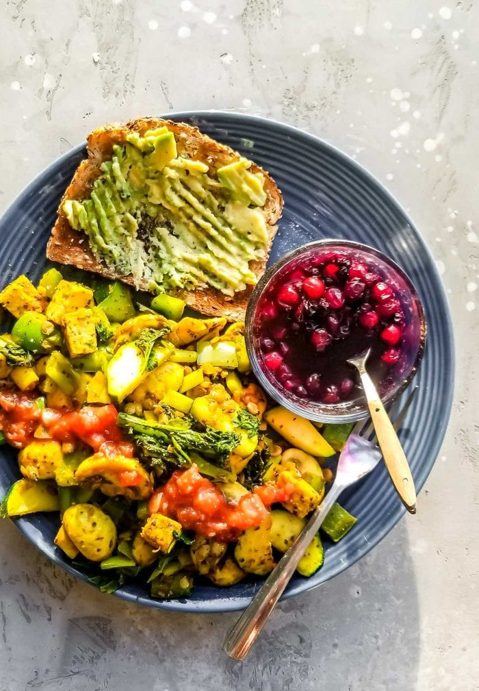 Vegan Breakfast Videos  Easy Healthy Vegan Breakfast Recipes Running on Real Food