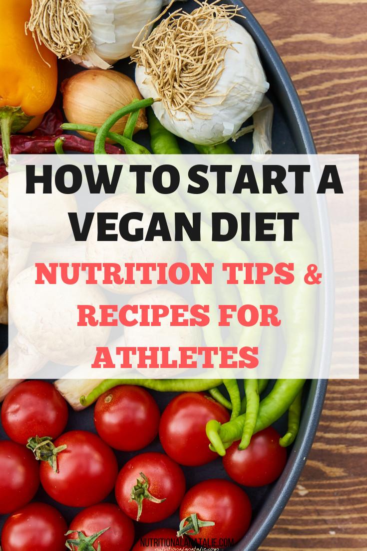 Vegan Diet Plan For Athletes  Vegan Athlete Meal Plan