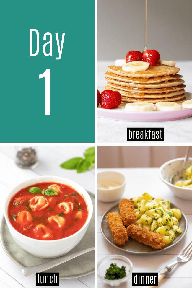 Vegan Diet Plan For Beginners  Easy 7 day Vegan Meal Plan for Beginners