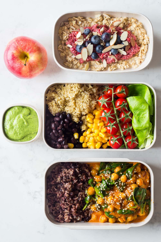 Vegan Plan Menu  Nutritionally Balanced Vegan Meal Plan Green Healthy Cooking