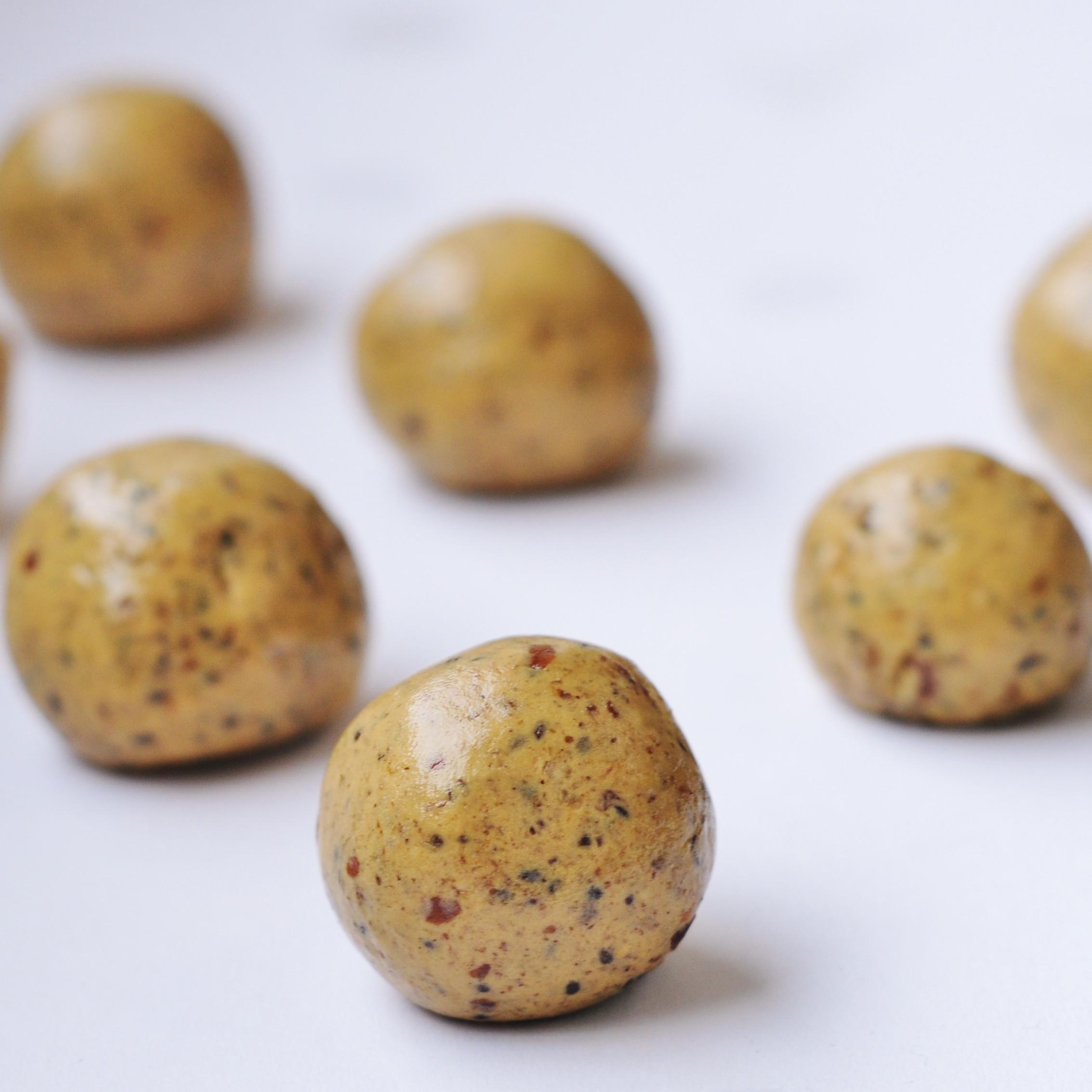 Vegan Protein Balls  Vegan Protein Balls