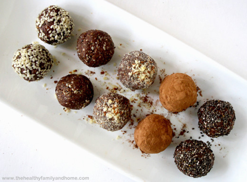 Vegan Protein Balls  Crunchy Raw Protein Balls [Vegan Gluten Free] e Green