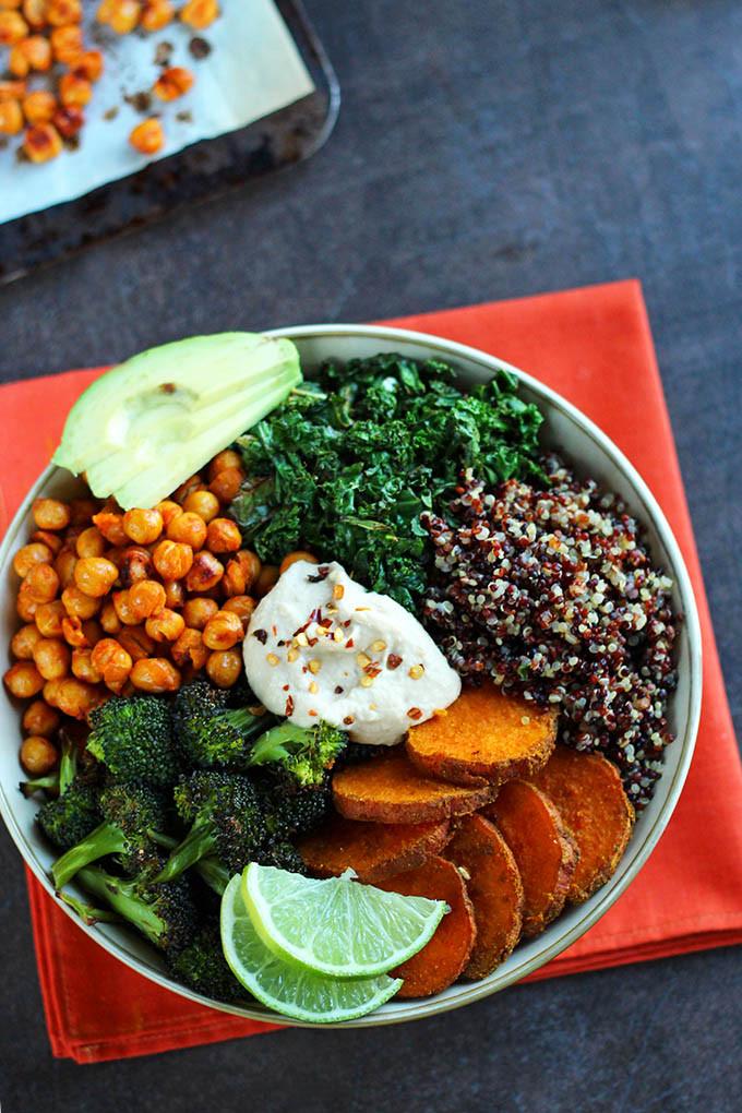 Vegan Protein Bowl Recipes  10 Great Quinoa Bowl Recipes