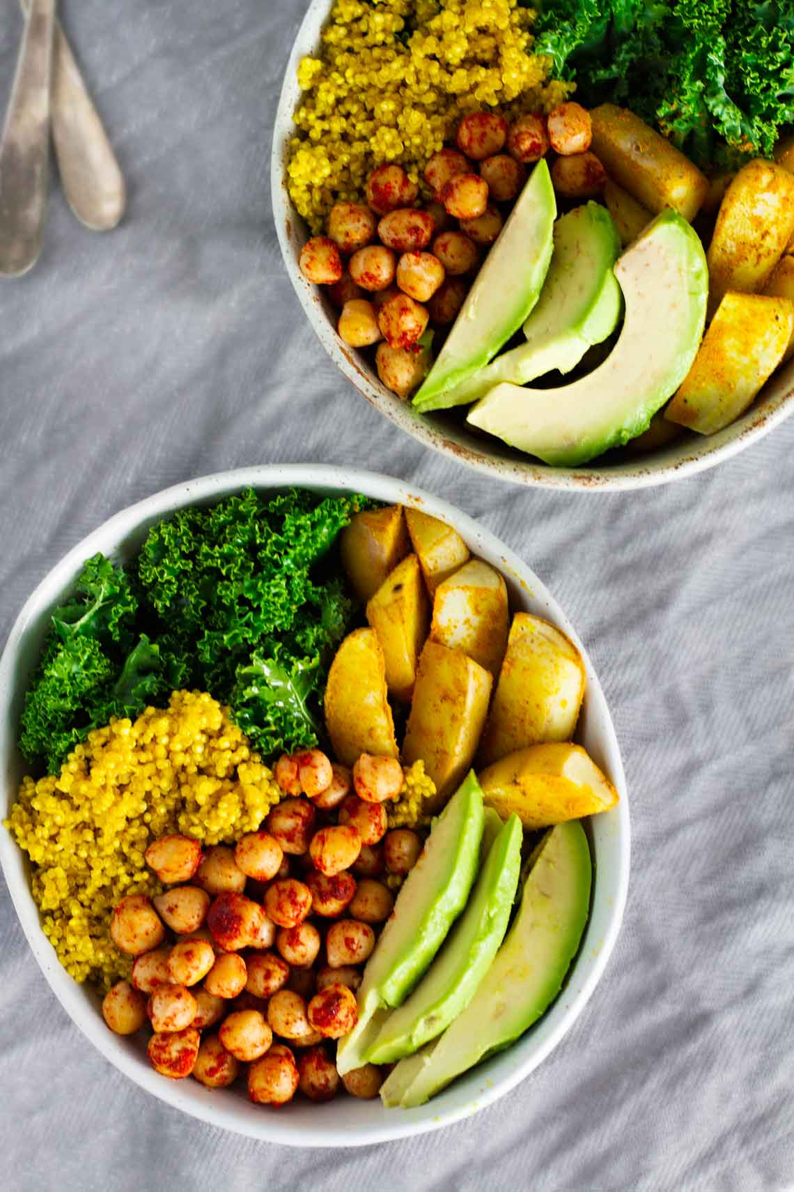 Vegan Protein Bowl Recipes  Vegan Turmeric Quinoa Power Bowls Jar Lemons