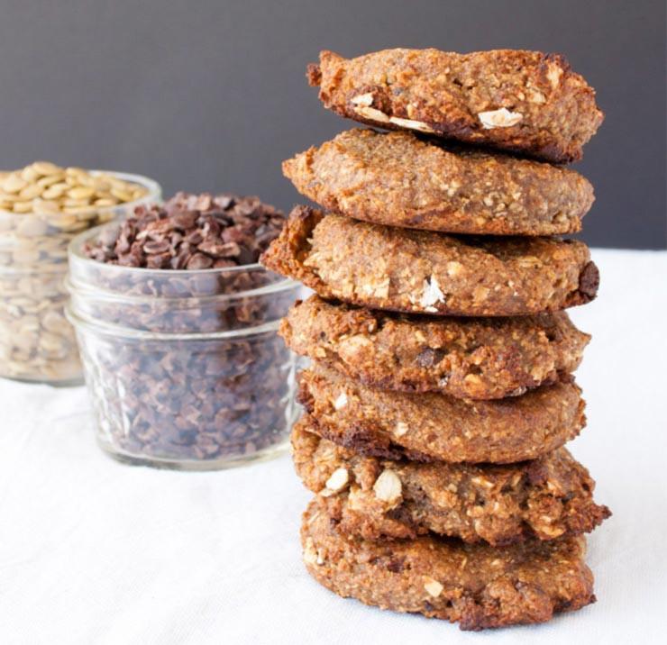 Vegan Protein Cookies  Vegan Protein Cookies