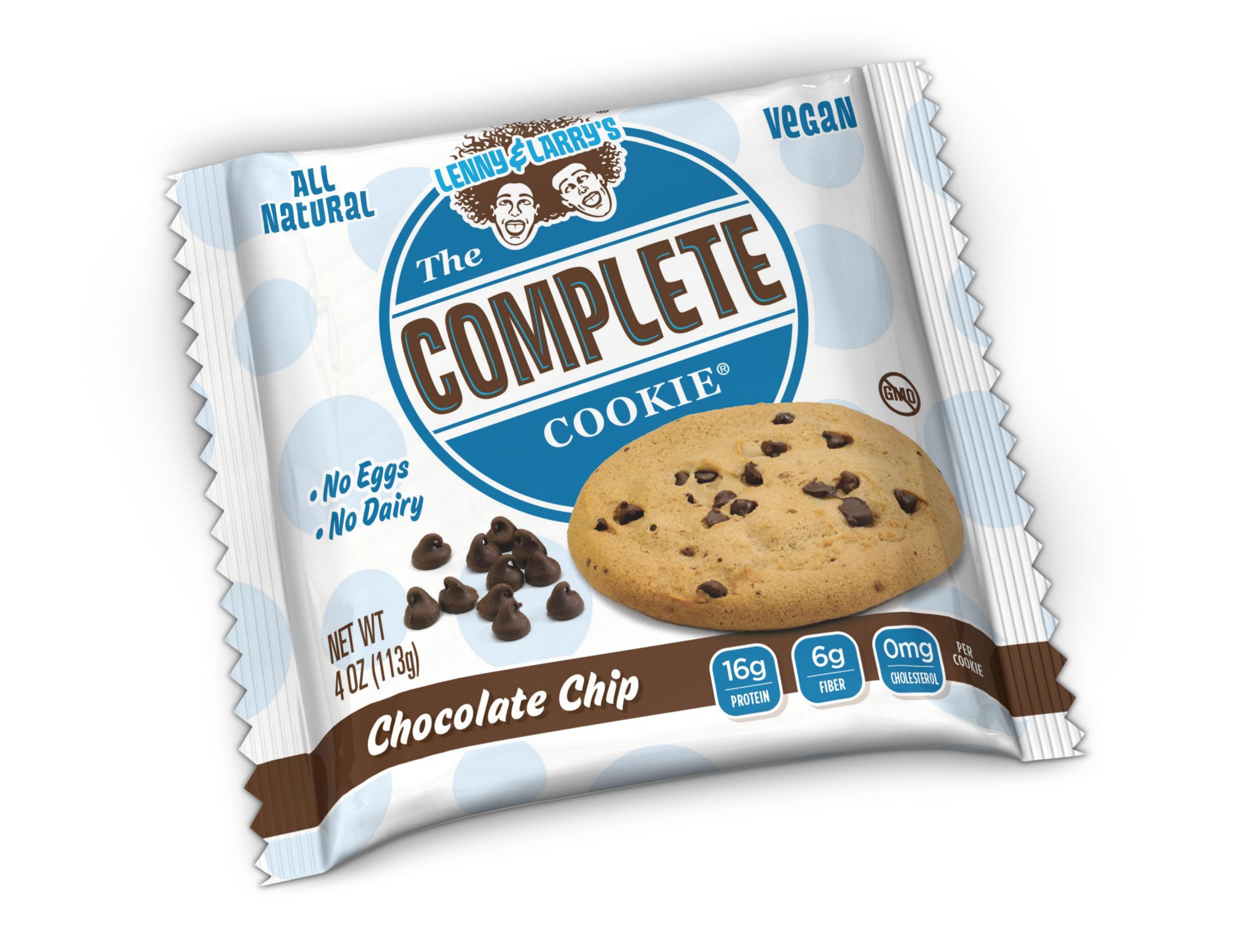 Vegan Protein Cookies  Amazon Lenny & Larry s The plete Cookie Lemon