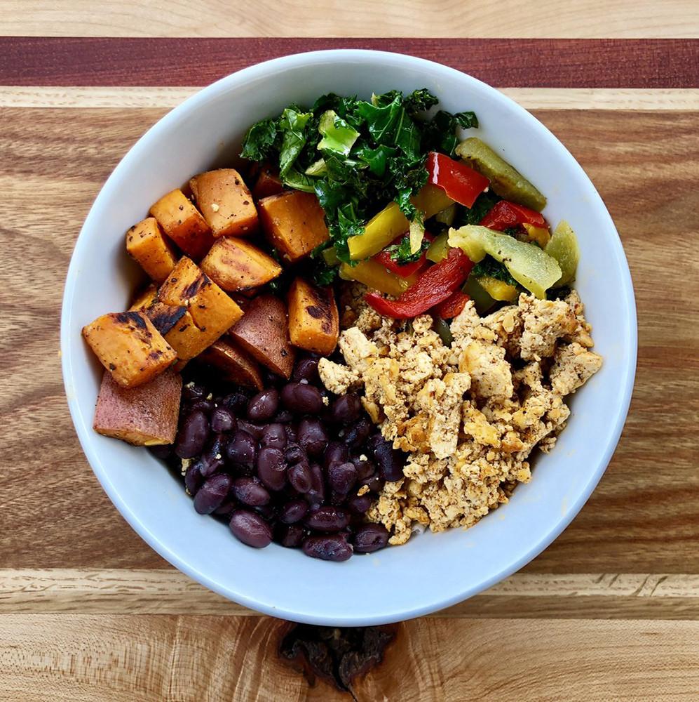 Vegan Protein Lunch Ideas  High Protein Vegan Meal Ideas