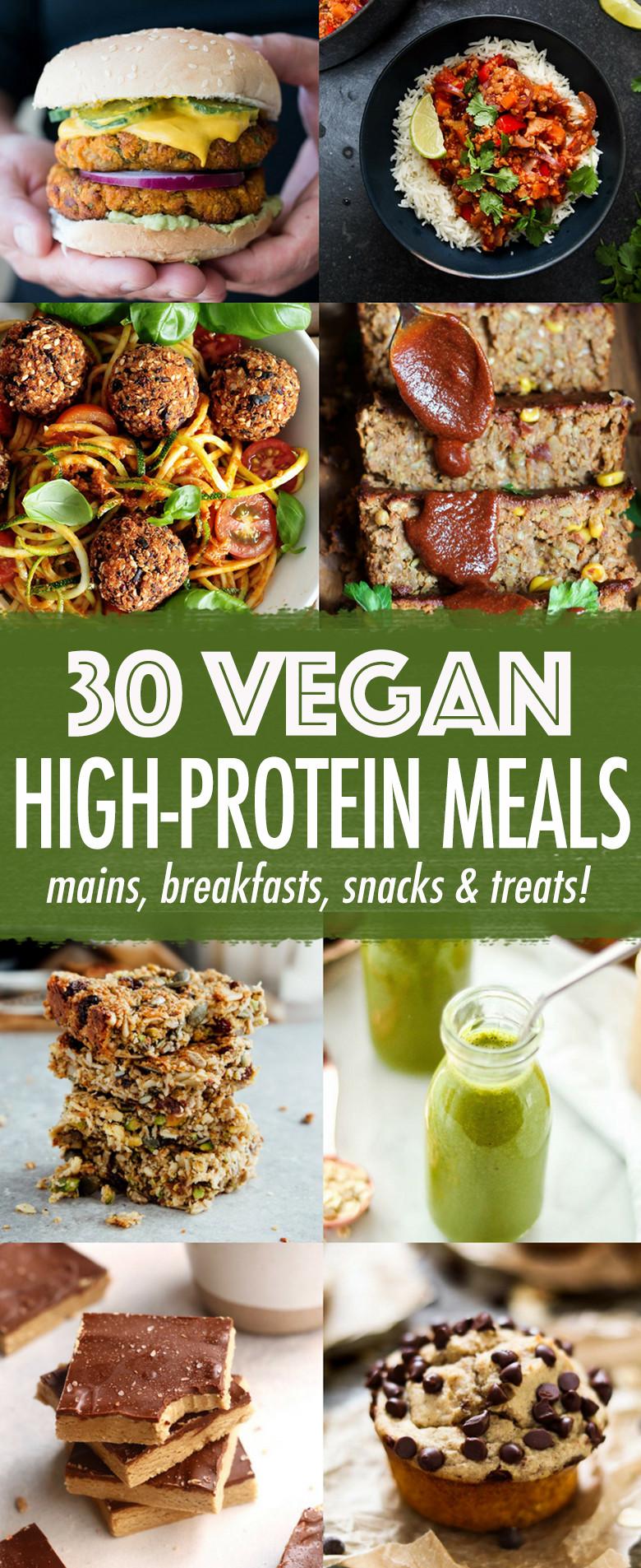Vegan Protein Lunch Ideas  30 High protein Vegan Meals Wallflower Kitchen