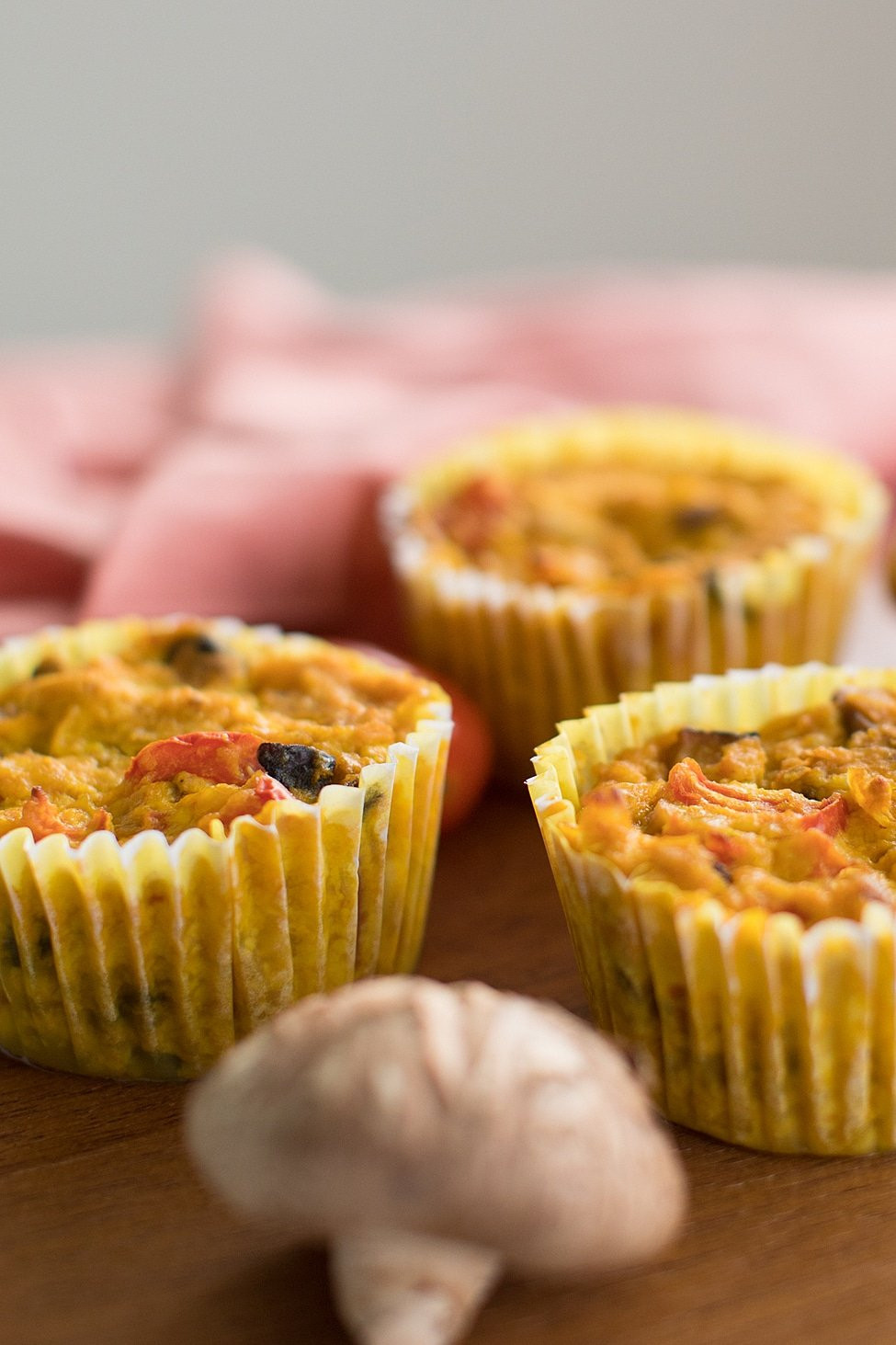 Vegan Protein Muffins Healthy  Vegan Protein Muffins