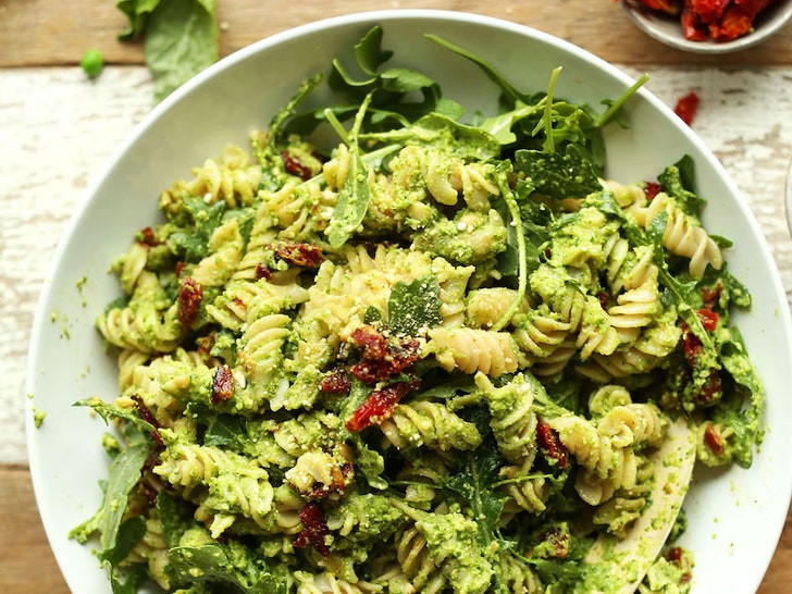 Vegan Protein Pasta  11 Ve arian Pasta Recipes That Are High In Protein