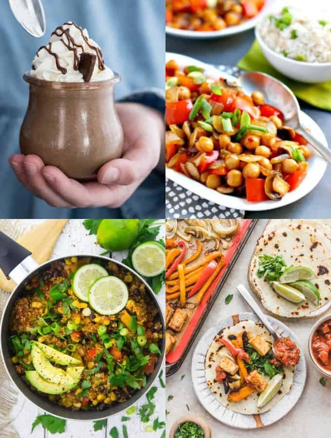 Vegan Protein Recipes  Vegan Protein Sources 45 Delicious Vegan Protein Recipes