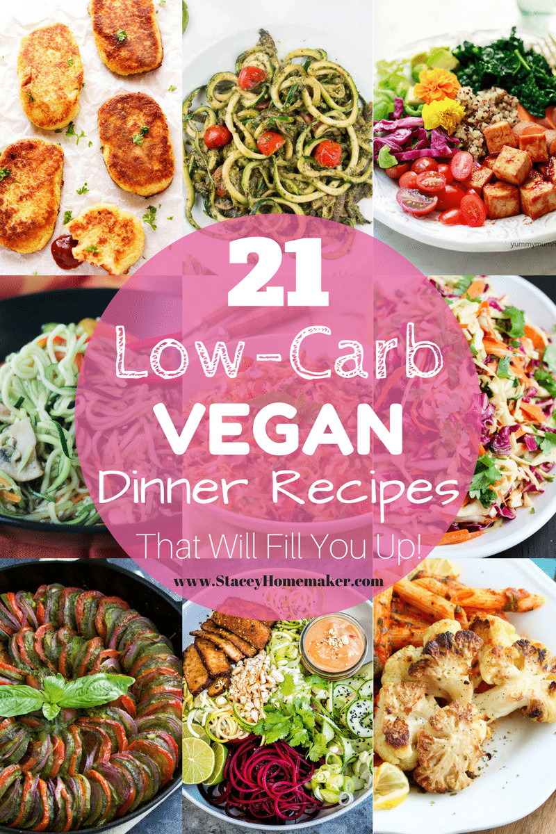 Vegan Protein Recipes Low Carb  21 Low Carb Vegan Recipes That Will Fill You Up
