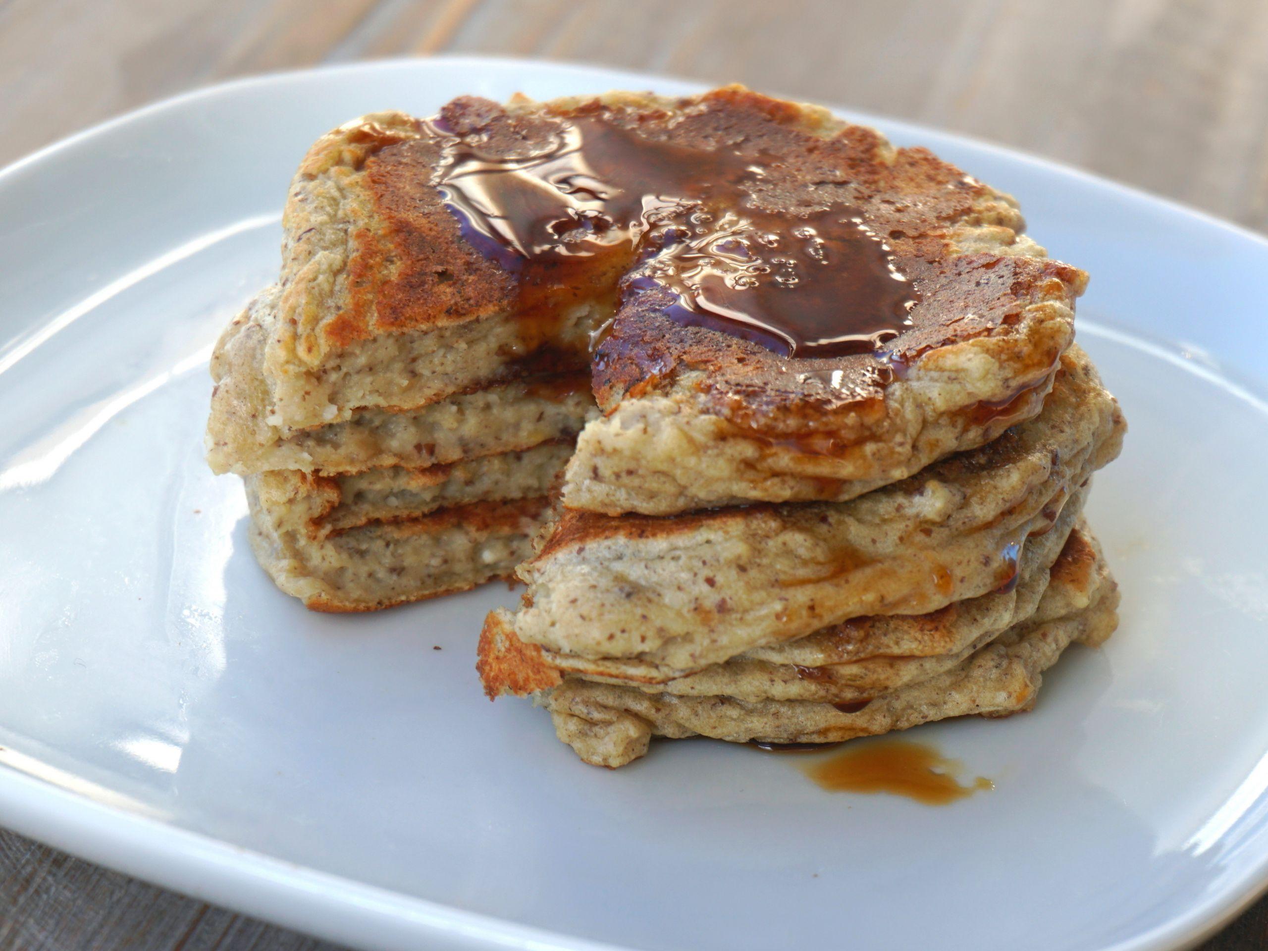 Vegan Protein Recipes Low Carb  Vegan protein pancakes low carb – LowCarb Vegan