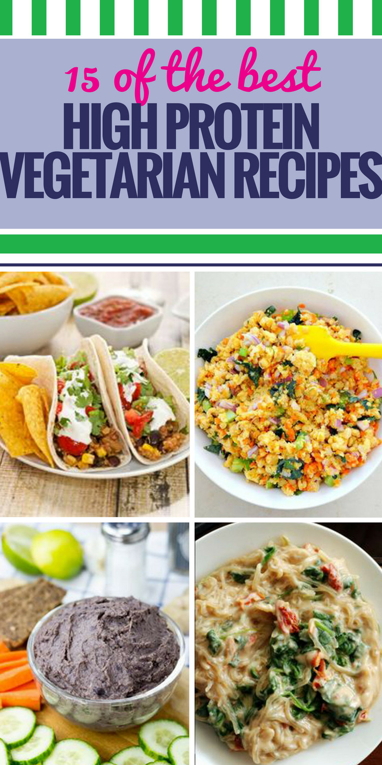 Vegan Protein Recipes  15 High Protein Ve arian Recipes My Life and Kids