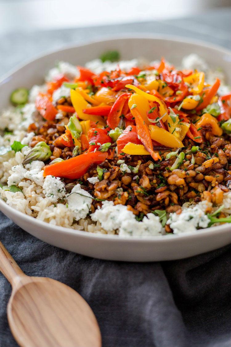 Vegan Protein Salad Recipes  50 Vegan High Protein Salads