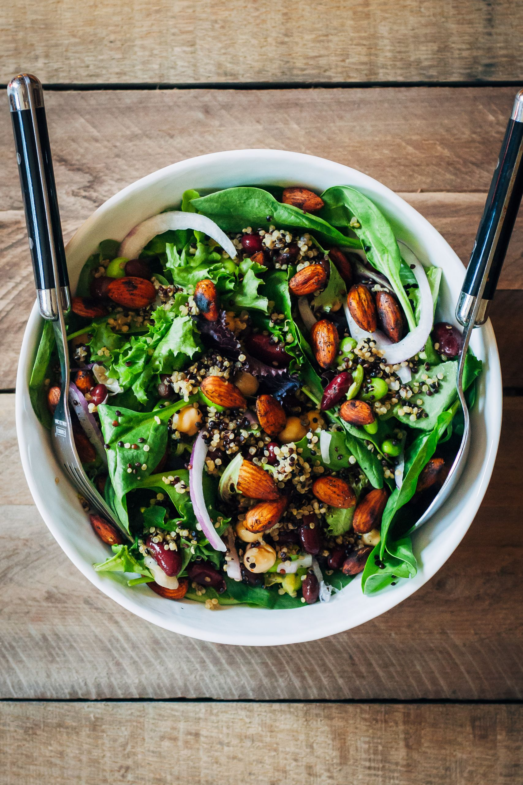 Vegan Protein Salad Recipes  Power Protein Salad