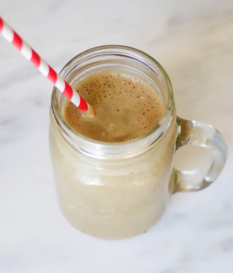 Vegan Protein Smoothie Recipes  Vegan Peanut Butter Protein Smoothie Recipe