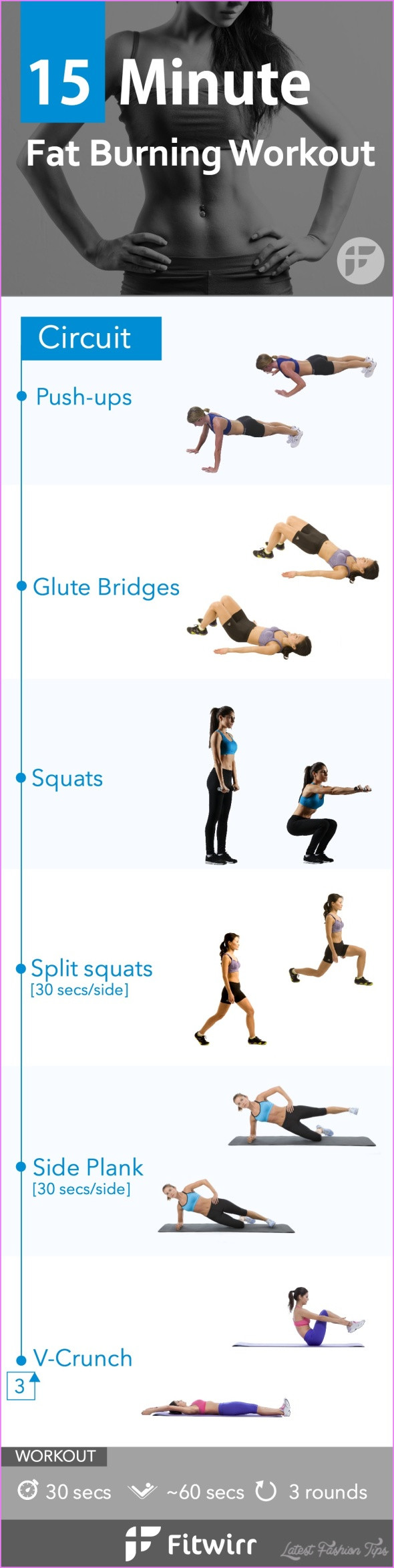 Weight Loss Exercises At Home For Women  Best Weight Loss Exercises For Women LatestFashionTips