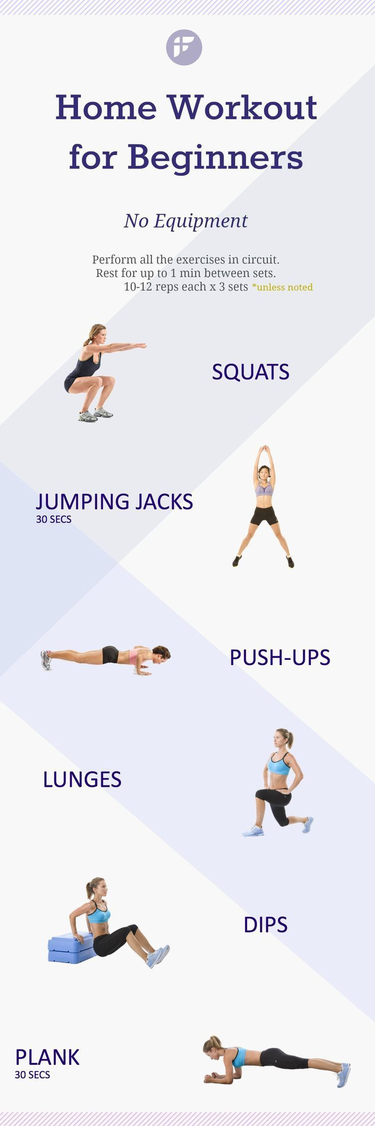 Weight Loss Exercises At Home For Women  Best 700 Workout Plan images on Pinterest