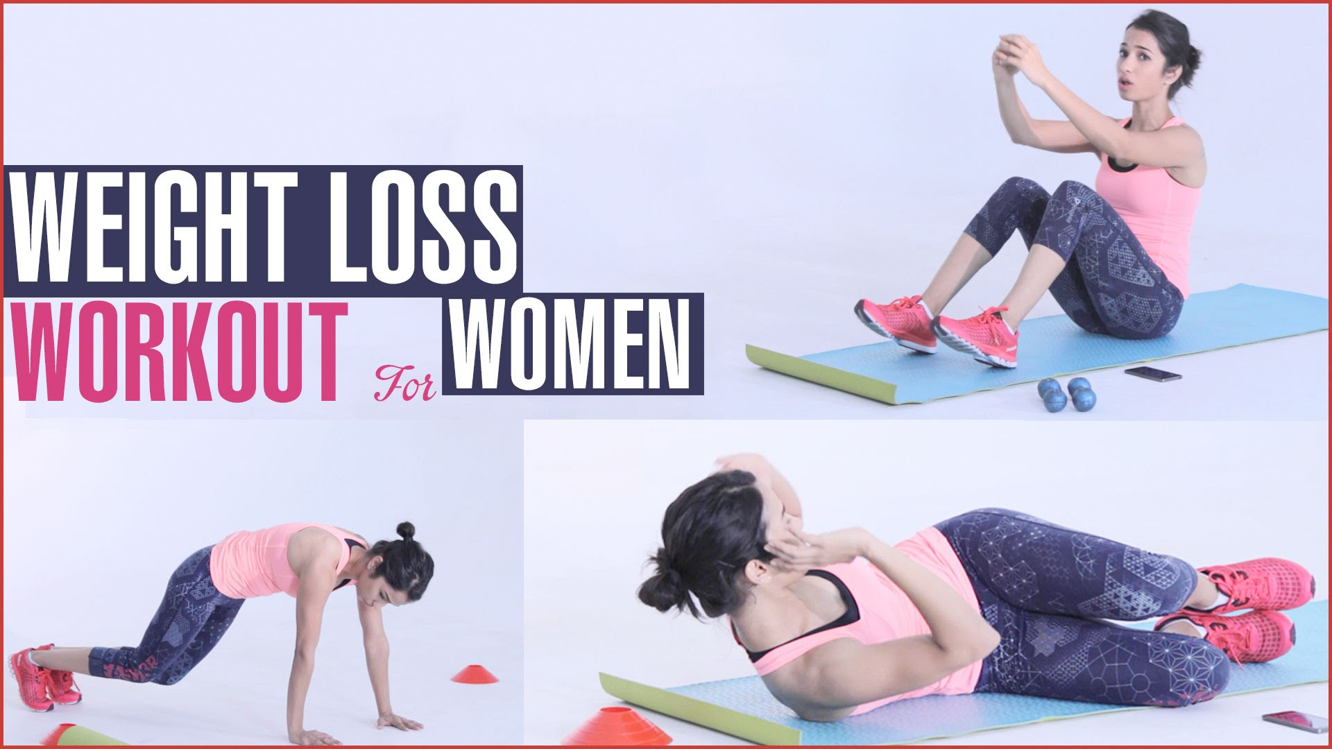 Weight Loss Exercises At Home For Women  HIIT WEIGHT LOSS WORKOUT For Women At Home video