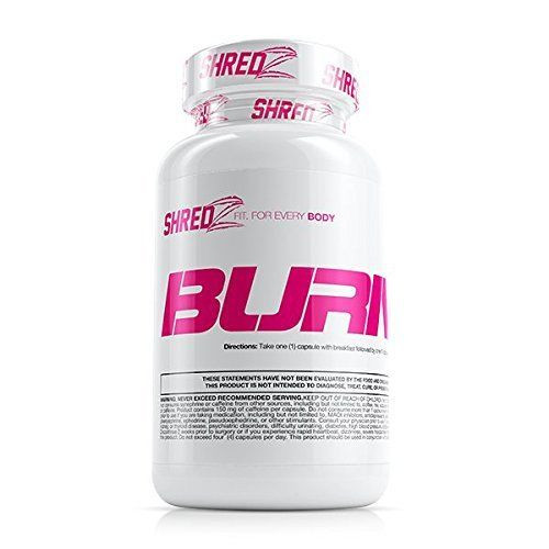 Weight Loss Supplements For Women Fat Burning  SHREDZ for Her Weight Loss Pills Women Fat Burner Booster